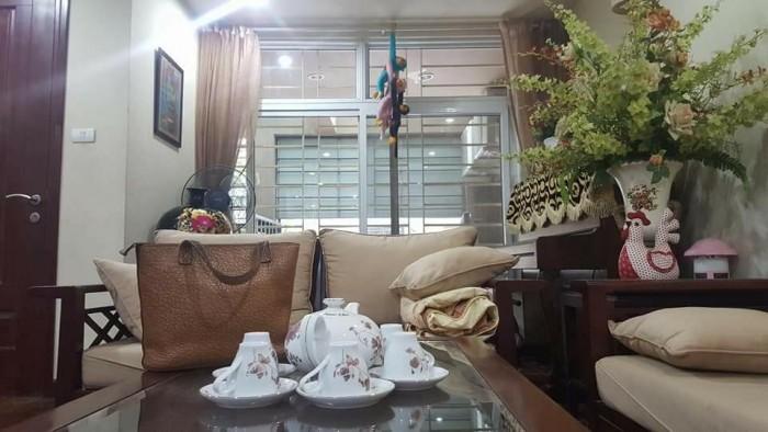 Kinh doanh sầm uất, ô tô tránh, bán gấp nhà Phố Tân Mai, quận Hoàng Mai