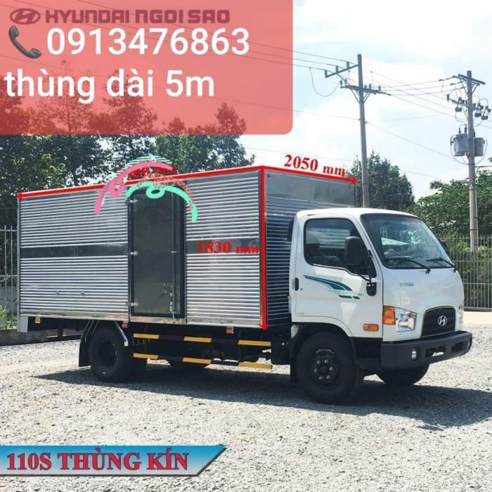 Xe tải Hyundai từ 1.5 tấn đến 7 tấn Bình Dương