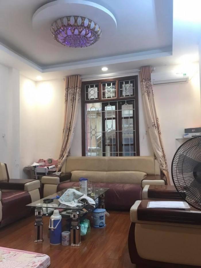 Bán nhà Kim Ngưu 45m2 5 tầng, có gara 7 chỗ