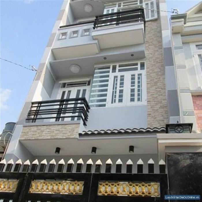 Bán nhà đường số 7 - gần chợ Thới Hòa , Vĩnh Lộc A - 1 trệt 2 lầu - 115m2