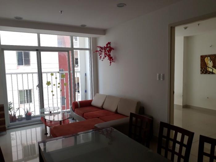 Bán căn hộ Conic Skyway gần QL50 giao Nguyễn Văn Linh, 2PN, 2WC
