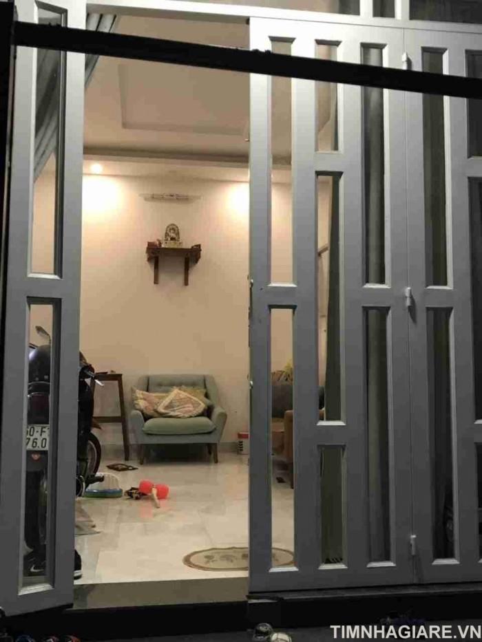 Bán nhà hẻm 67 Đào Tông Nguyên, Nhà Bè, Tp.HCM. DT 140m2, nhà 1 trệt 1 lầu, 2PN