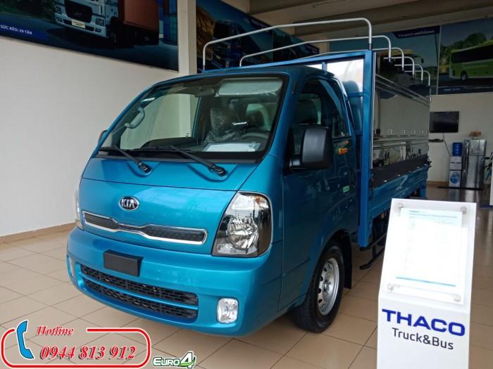 Xe tải KIA K200, 2 tấn, hỗ trợ trả góp, Bình Dương