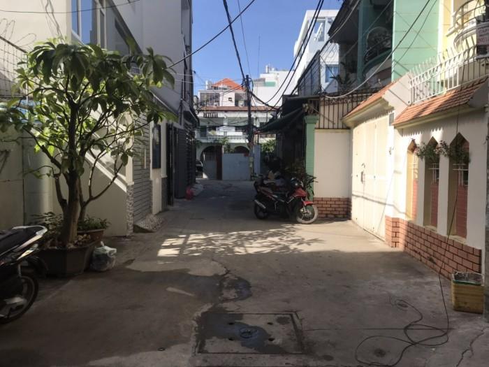 Bán nhà HXH Huỳnh Văn Bánh. 7.7x10