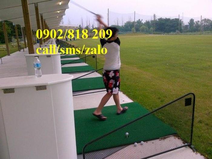 Thảm phát bóng golf 1.5m giá rẻ5