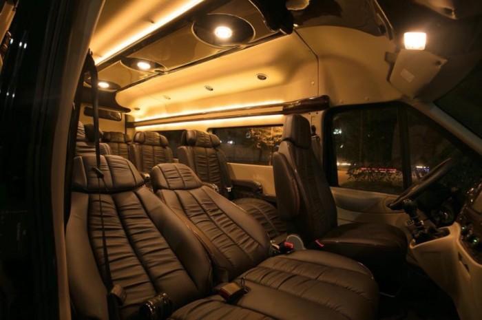 Giá xe Ford Transit Limousine VIP 2019 trả trước 400 triệu giao luôn xe tại Ford Gia Định - Gọi ngay 0966877768 (Mr Hải 24/24)