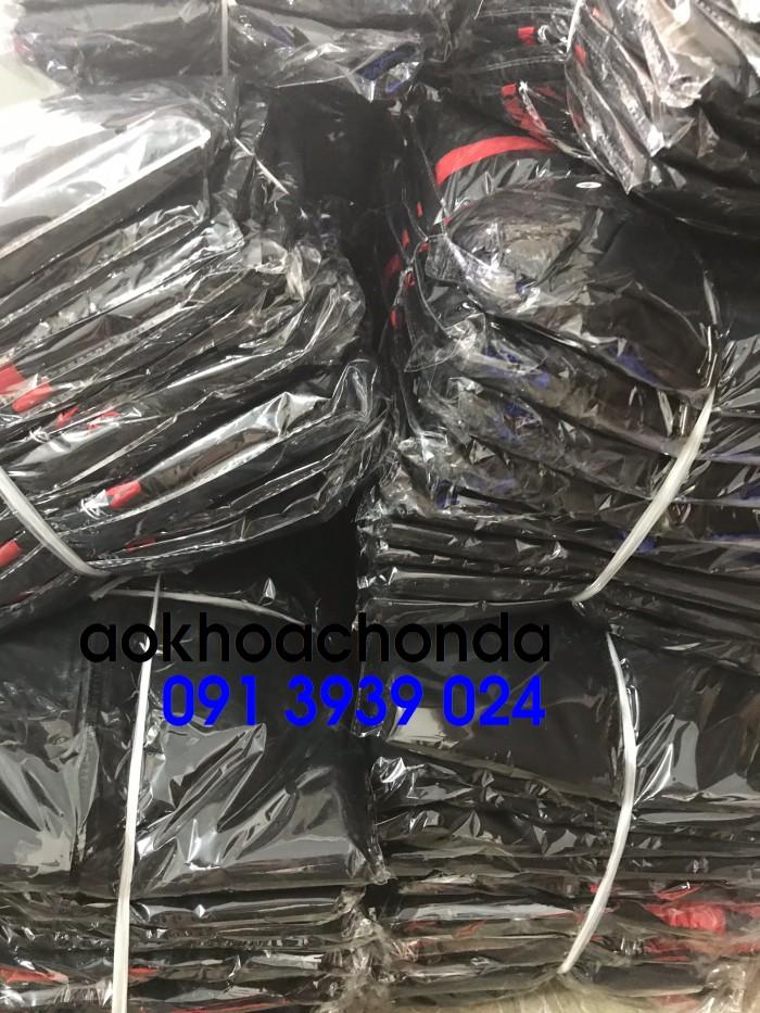 Áo gió Honda, áo gió Yamaha giá rẻ, địa chỉ bán áo gió Honda1