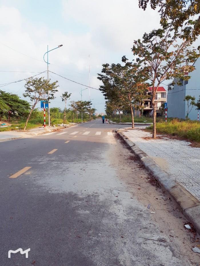 Đất mặt tiền KQH An Đông Villass,dt108m2, đường rộng 24m, hướng Đông Nam.