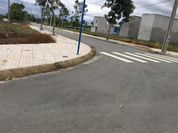 Đất mặt tiền đường 25m Kinh Dương Vương nối dài xây dựng tự do