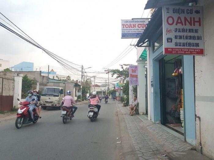 Bán đất tại Đường Trần Vĩnh Kiết, Ninh Kiều,  Cần Thơ diện tích 136m2