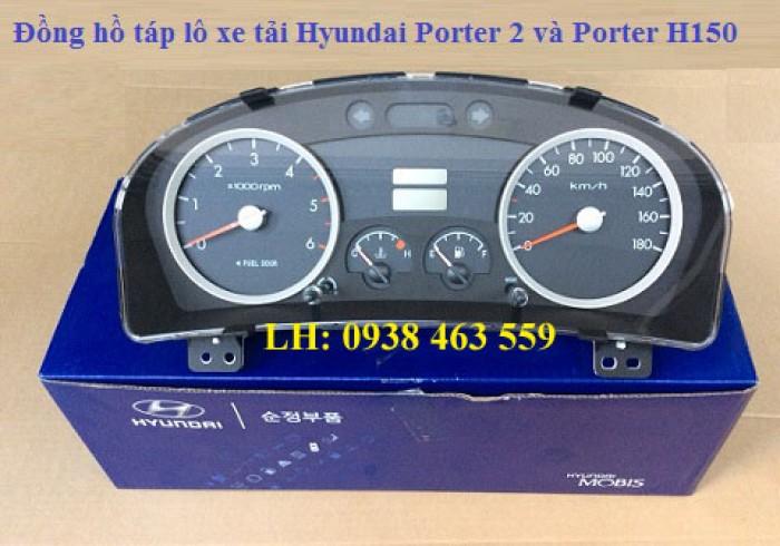 Đồng hồ táp lô xe tải hyundai porter 2 mã 940034F272 và 940034F275