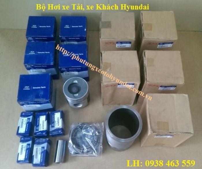 Bộ hơi 6D22 xe tải hyundai 15 tấn bộ hơi d6ac xe tải hd270, hd700, hd320 máy cơ
