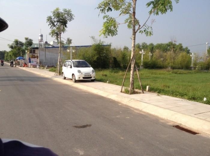 Cháy cháy hàng rồi Bán đất chính chủ MT Đoàn Nguyễn Tuấn, Bình Chánh.