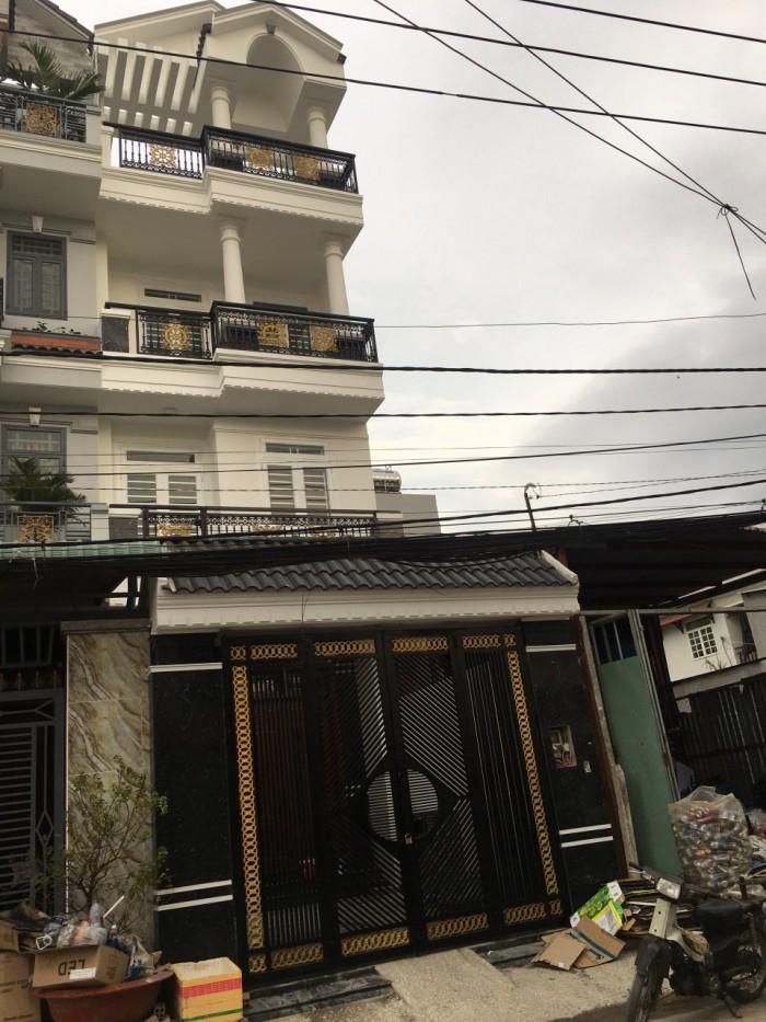 Cần bán căn nhà 1T3L mặt tiền đường 38,Hiệp Bình Chánh ,full nội thất