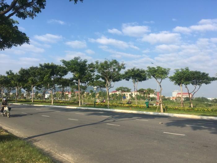 Đất nền mặt tiền ngay Đại lộ 60m Nguyễn Sinh Sắc và Hoàng Thị Loan 45m