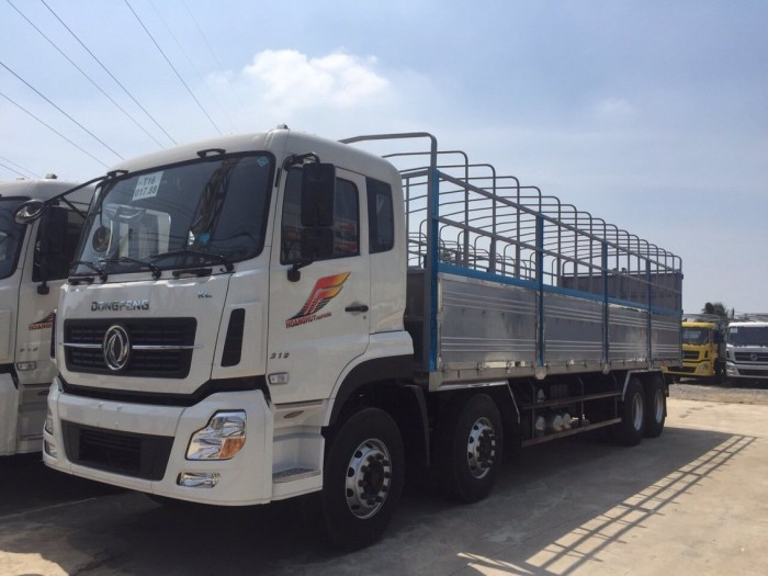 Bán xe tải 4 chân hoàng huy 17T9, xe tải trả góp 80%