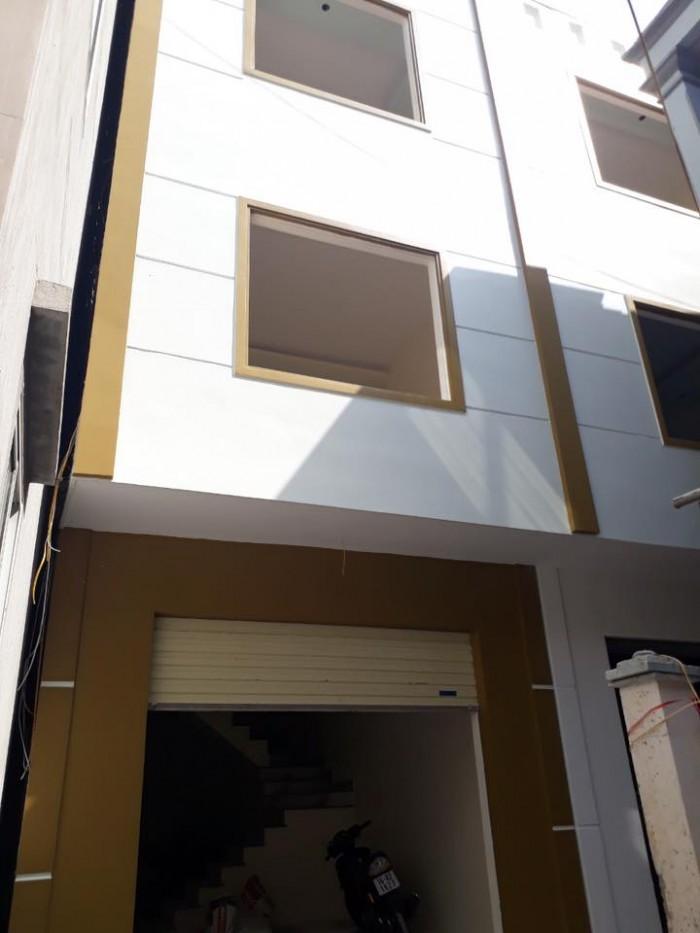 Bán nhà trong ngõ Nam Pháp 1- Lạch tray(nhà đang trong thời gian hoàn thiện)