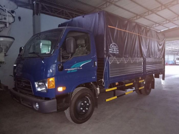 Xe Tải Hyundai New Mighty 75s Tải Trọng 3,5 Tấn Giá Rẻ 2