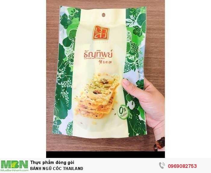 Bánh Ngũ Cốc Thailand