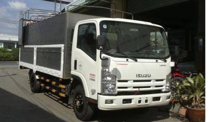 Xe tải Isuzu 3 tấn 5, thùng dài, trả trước 70 triệu có ngay xe tại nhà 5