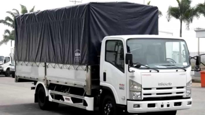 Xe tải Isuzu 3 tấn 5, thùng dài, trả trước 70 triệu có ngay xe tại nhà 4