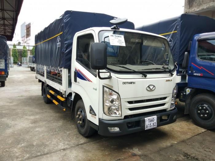 Xe tải Huyndai DOTHANH IZ65 tải 3 tấn 5 1