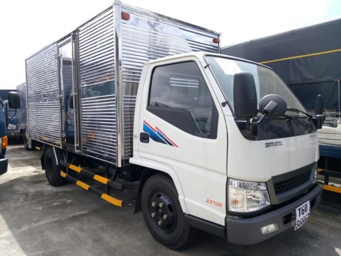 Xe tải Huyndai DOTHANH IZ65 tải 3 tấn 5 3