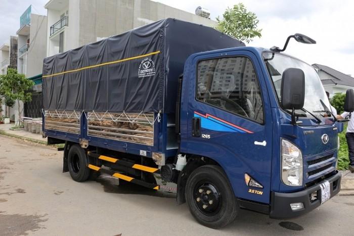 Xe tải Huyndai DOTHANH IZ65 tải 3 tấn 5 7