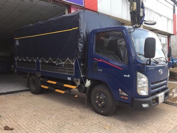 Xe tải Huyndai DOTHANH IZ65 tải 3 tấn 5 8
