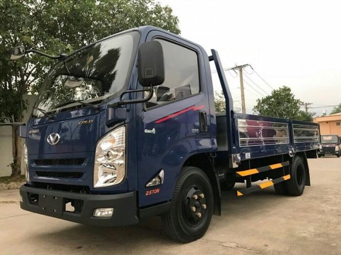 Xe tải Huyndai DOTHANH IZ65 tải 3 tấn 5 10