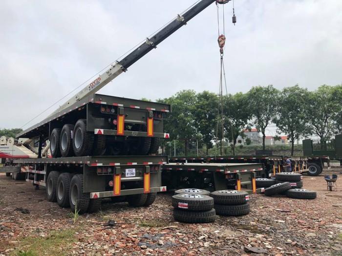 Mooc sàn CIMC 2018 dài 14m cont 45ft  tải cao giá rẻ 3