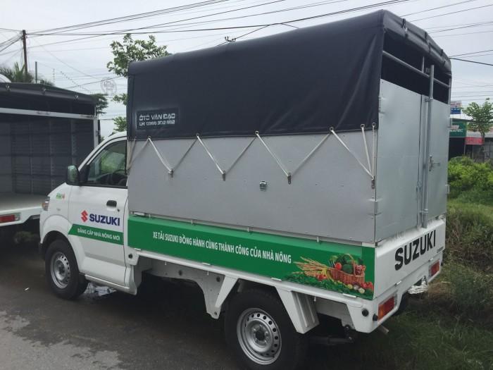 Suzuki Pro 7 tạ 750kg 2018 tại Lạng Sơn. Hỗ trợ trả góp 80%. 2