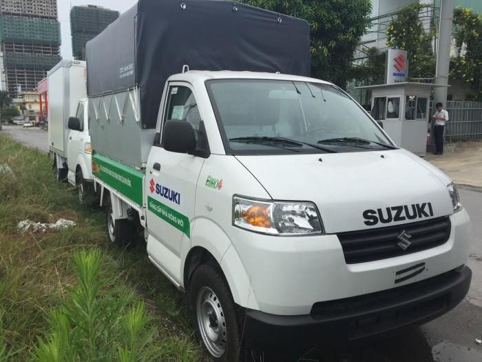 Suzuki Pro 7 tạ 750kg 2018 tại Lạng Sơn. Hỗ trợ trả góp 80%.