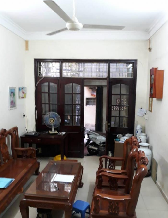 Bán nhà riêng gần phố Hoàng Ngân, Cầu Giấy. 27m2 x 5 tầng