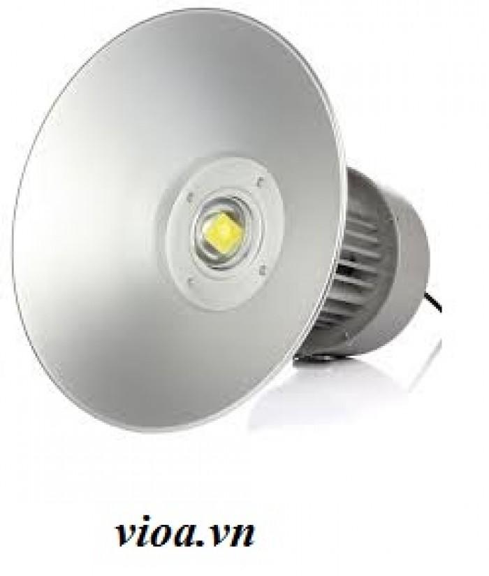 Đèn highbay nhà xưởng 100w0