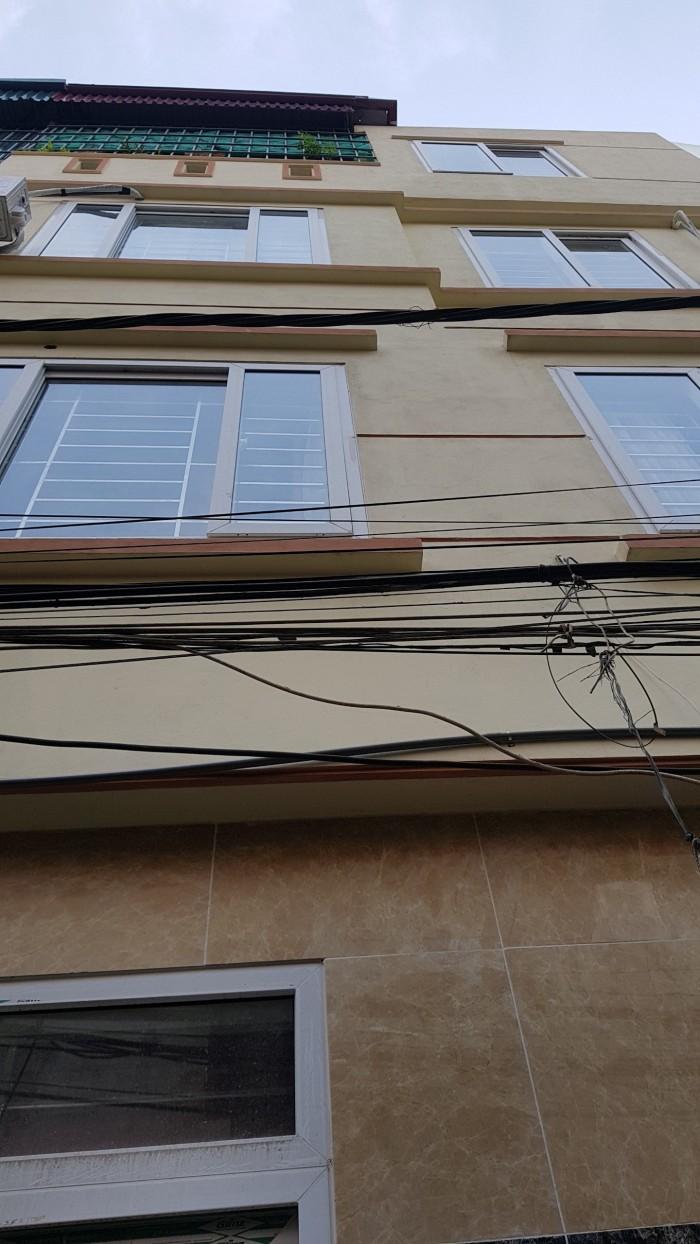 Bán nhà 4 tầng*34m2 Mậu Lương-Hà Đông (3PN), hỗ trợ ngân hàng 70%
