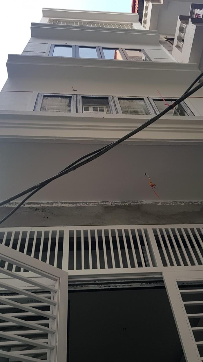 Chính chủ bán gấp nhà 5 tầng*40m2 Hà trì-Đa Sỹ. miễn trung gian.