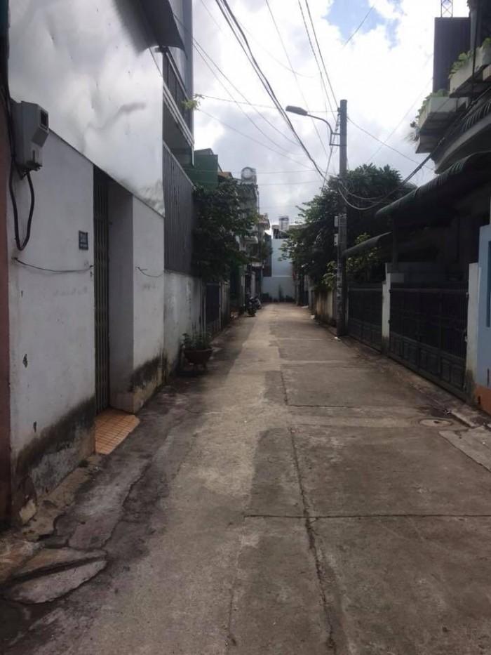 Bán nhà cấp 4 hẽm Ngô Quyền, 70m2
