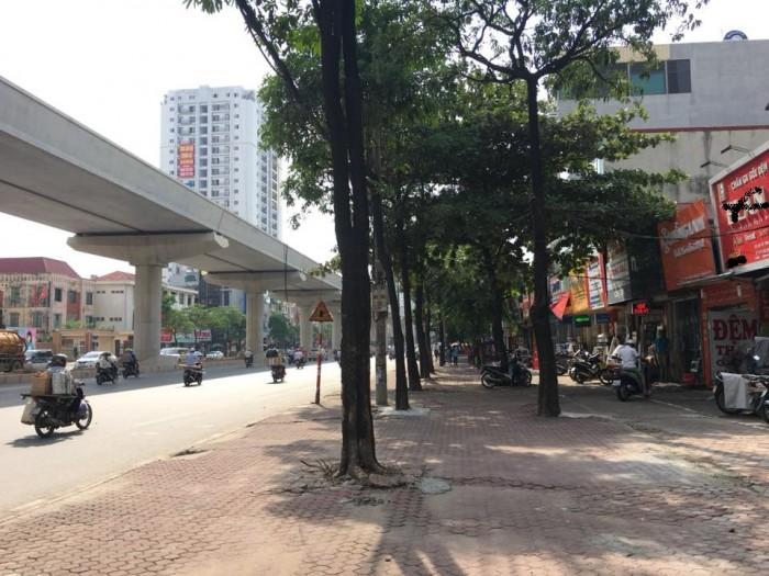Mặt phố cực hiếm, vị trí đỉnh cao Hồ Tùng Mậu 80m2x4T,gara,vỉa hè,kinh doanh sầm uất ngày đêm
