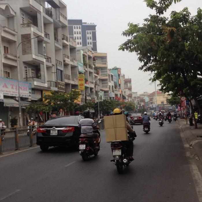 Bán nhà MTKD sầm uất Nguyễn Sơn 4x25m, 4 tầng