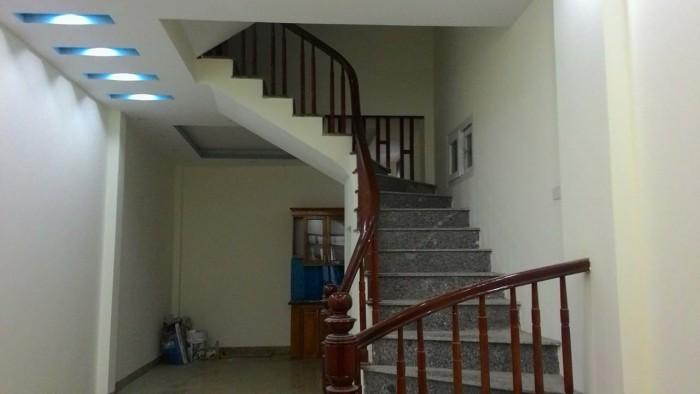 Nhà đẹp Triều Khúc, thiết kế hiện đại giá rẻ. 35m2.4T*4PN