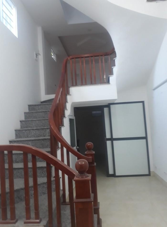 Nhà Hữu Lê, Hữu Hòa, Thanh Trì 34m2, 4.5 tầng, ô tô đỗ 5m, 300m ra cầu Hữu Hòa