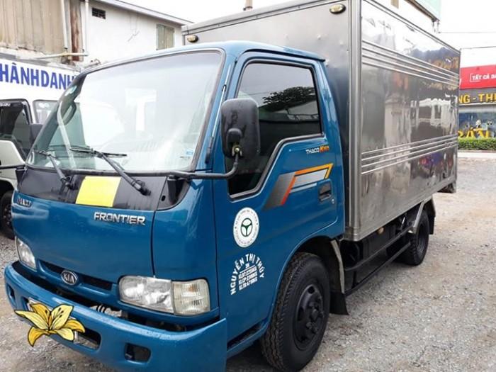 Kia Bongo sản xuất năm 2016 Số tay (số sàn) Xe tải động cơ Dầu diesel