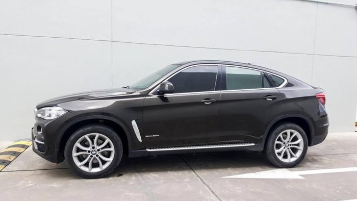 BMW X6 sản xuất năm 2015 Số tay (số sàn) Động cơ Xăng