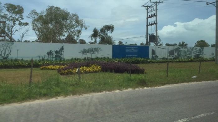 Bán  500m đất mặt tiền đường Nguyễn Trung Trực, Dương Đông, Phú Quốc, Kiên Giang, mặt tiền 13m