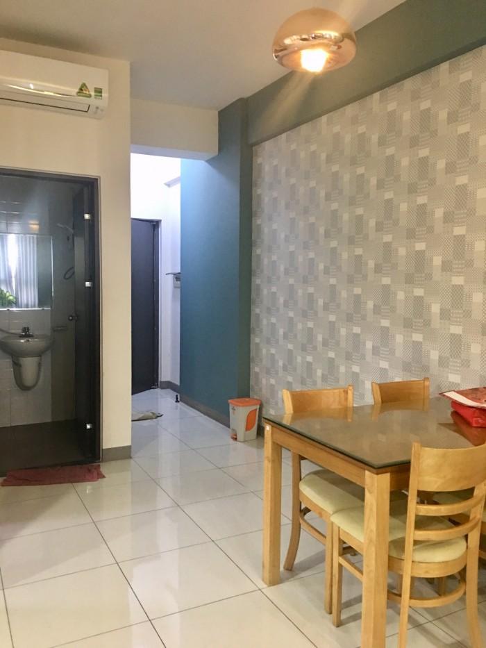 Bán Căn Hộ City Tower Bình Dương,Thuận An,Gần Aeon Mall,Kcn Vsip I,2pn Dt 60m2 Đầy Đủ Nội Thất