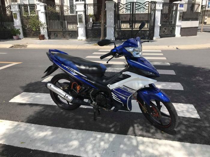Xe Ecxiter GP 135 xanh GP chính chủ.BSTP 7