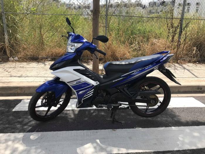 Xe Ecxiter GP 135 xanh GP chính chủ.BSTP 3
