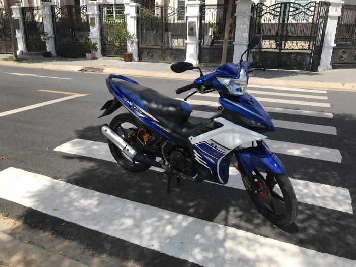 Xe Ecxiter GP 135 xanh GP chính chủ.BSTP 2