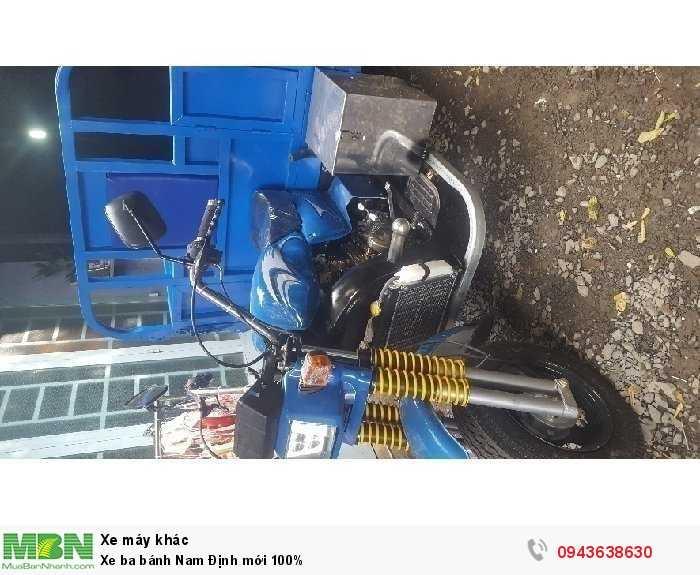 Xe ba bánh Nam Định mới 100%
